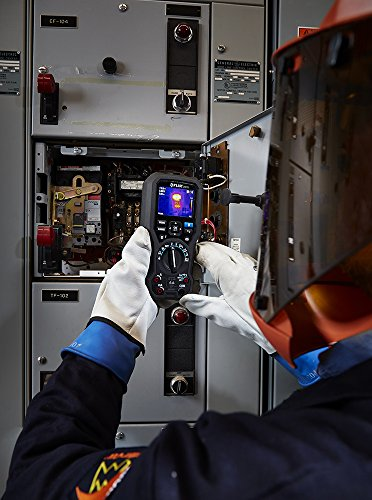 FLIR DM285 Industrial Thermal Imaging Multimeter with Data logging, Wireless Connectivity, and IGM