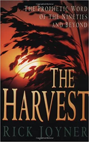 Book The Harvest