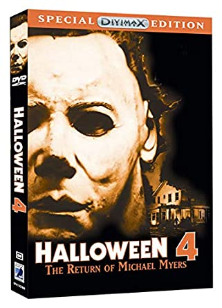 7f54d959 Halloween 4: The Return of Michael Myers (Special DiviMax Edition)
