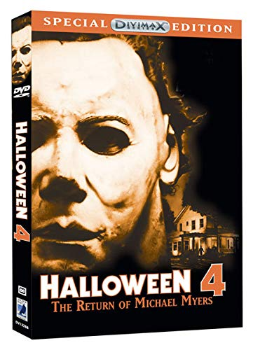 Halloween 4: The Return of Michael Myers (Special DiviMax Edition) -