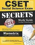 CSET Social Science Exam Secrets Study Guide: CSET Test Review for the California Subject Examinations for Teachers (Mometrix Secrets Study Guides) by CSET Exam Secrets Test Prep Team (2013-02-14)