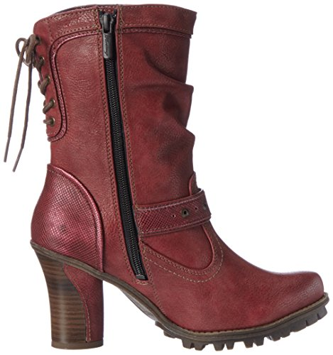 Mustang Women's 1141-613-5 Boots, Red (Red) Red (Rot)
