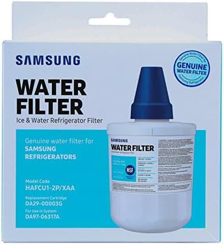 Samsung Genuine DA29-00003G Aqua-Pure Plus Refrigerator Water Filter, 1-Pack