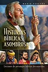 Amazing Bible Stories (Spanish) (Spanish Edition) Paperback
