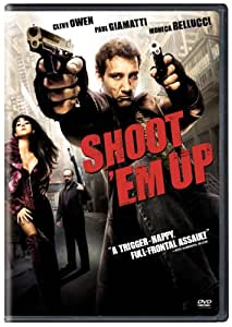 NEW Shoot 'em Up (DVD)
