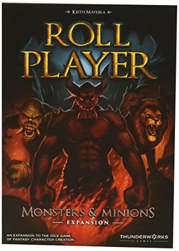 Roll Player: Monsters and Minions -