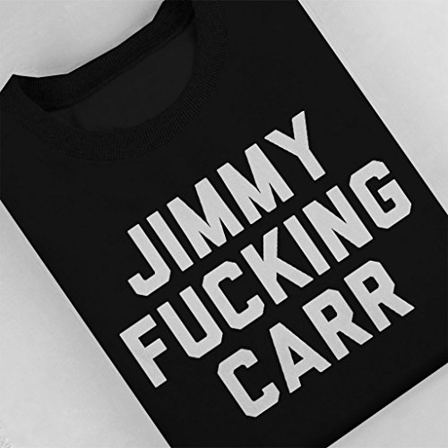 Women's Carr Fucking Coto7 Sweatshirt Jimmy Black wvqSnYRx