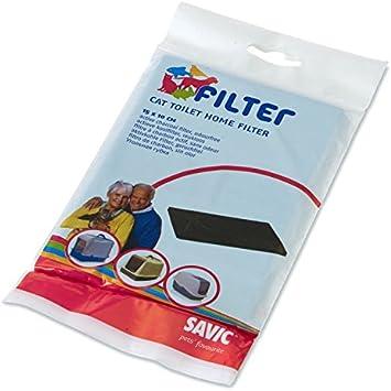 Savic Nestor - Bandeja para arena (tamaño XXL), color burdeos y blanco: Amazon.es: Productos para mascotas