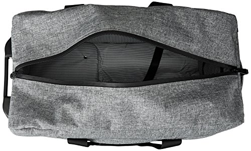 os 10007 tan nero 01247 Co Synthetic Canteen Heritage Herschel Zaino Grigio Supply Crosshatch Leather WvYn7wPUq