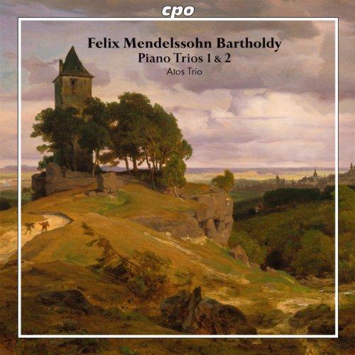 UPC 761203750528, Mendelssohn Piano Trios