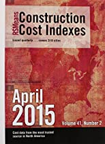 RSMeans Construction Cost Indexes April 2015