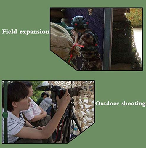 対空ジャングル迷彩ネット、単層サンシェードネット、屋外写真撮影バードウォッチングエンジニアリング迷彩シーンの装飾に適して