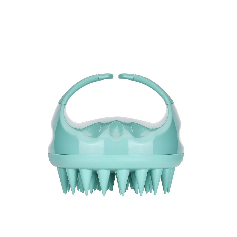 Amazon Com Vebiys Upgraded Hair Scalp Massager Shampoo Brush