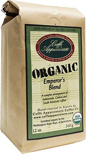Caffe Appassionato Organic Emperor 12 Ounce product image