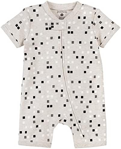 Baby Romper, Premium Soft and Breathable Cotton, Multiple Styles