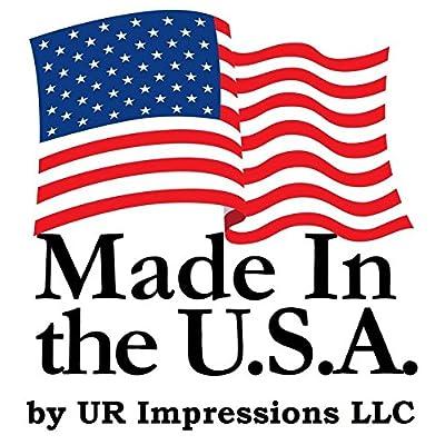 UR Impressions DRed Rogue Squadron Decal Vinyl Sticker Graphics for Cars Trucks SUV Vans Walls Windows Laptop Dark RED 5.5 inch URI207-DR: Automotive