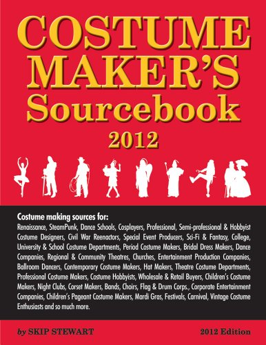 Costume Maker's Sourcebook (2012 (Theatrical Costumes Orlando)