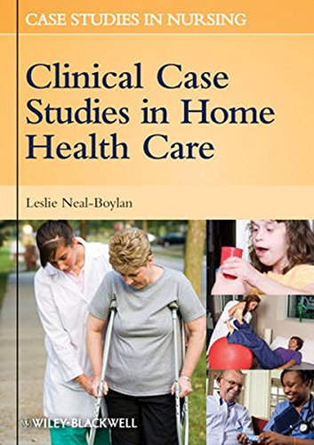 Clinical Case Studies in Home Health Care by Wiley-Blackwell