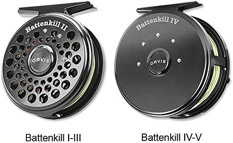 Orvis Battenkill Reel/Extra Spool