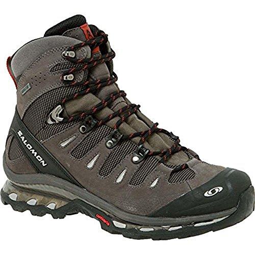 Salomon Quest 4D GTX Goretex Trail Trekking Shoes Outdoor Shoes Brown Brown ootYXOu4sR