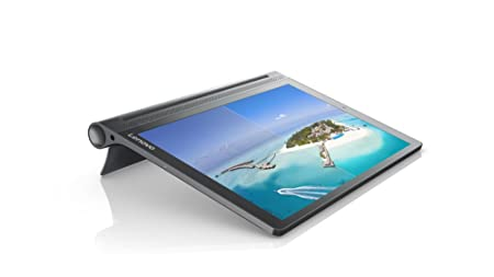Lenovo Yoga Tab 3 Plus 25,5 cm (10,1 Zoll QHD IPS Touch) Convertible Tablet-PC (Qualcomm Snapdragon 652, 4 RAM, 64 eMMC, Andr