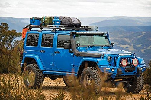 Rhino Rack Backbone 3 Bar System For Jeep Jk 2007 2014