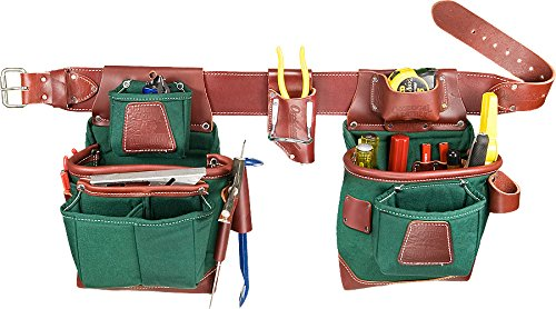 Occidental Leather 8585 SM Heritage FatLip Tool Bag Set