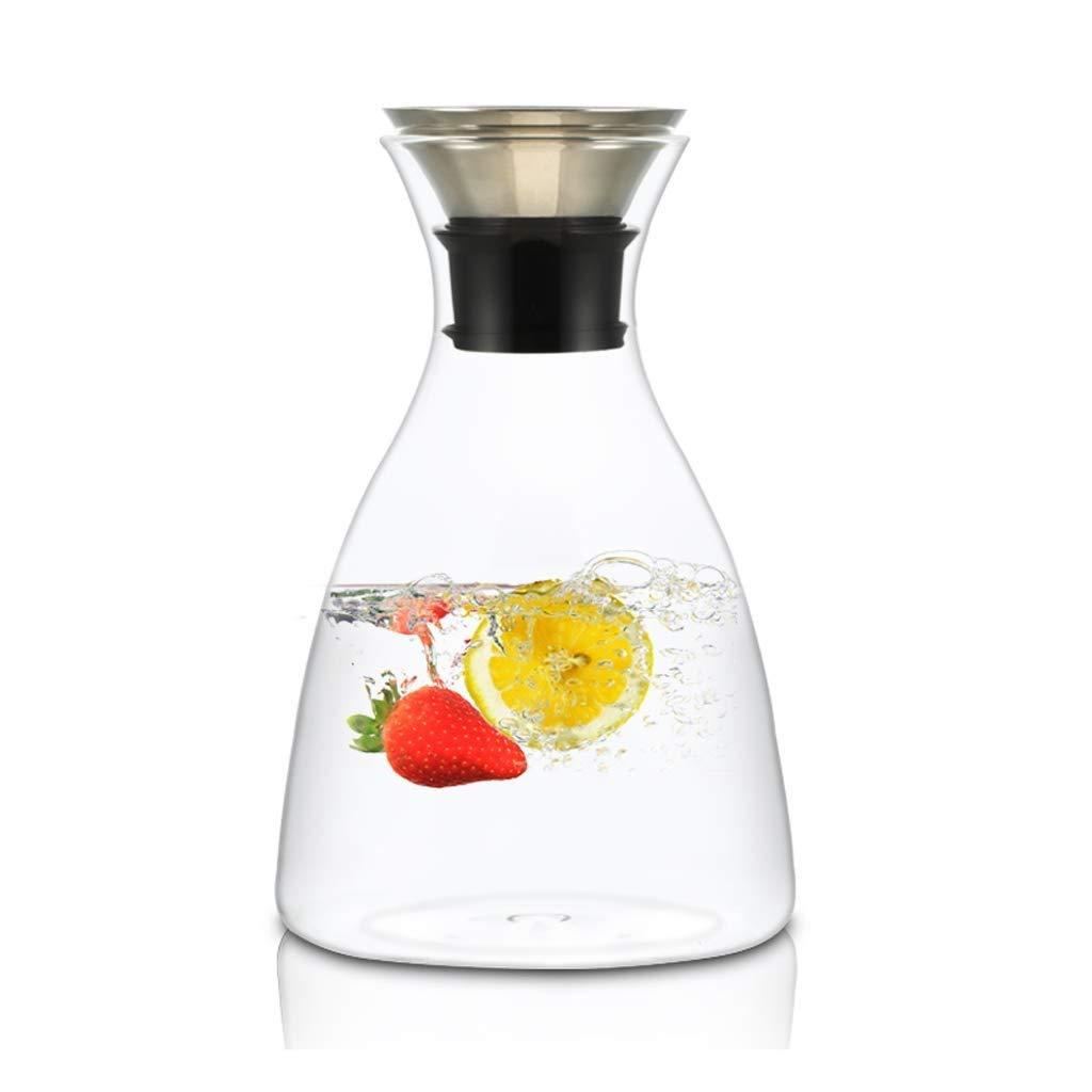 LXJYMX-teapot Bote de Corbata, Botella de Agua de Vidrio, Vaso de ...
