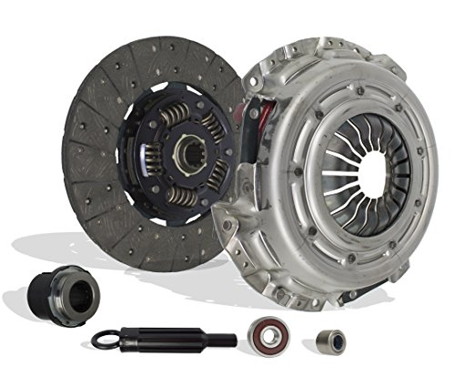 - Clutch Kit Works With Chevy Silverado Express Savana 1500 Gmc Sierra 1500 Base SL LS LT SLT SLE WT 1999-2002 4.3L V6 GAS OHV Naturally Aspirated (OD: 11; Spline: 1-1/8; Teeth: 10T; VIN: W, MFI)