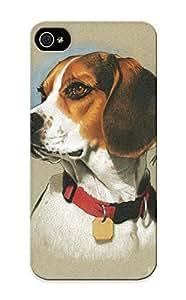 Glsdqa-4584-bmzdyeh With Unique Design Iphone 5/5s Durable Tpu Case Cover Beagle