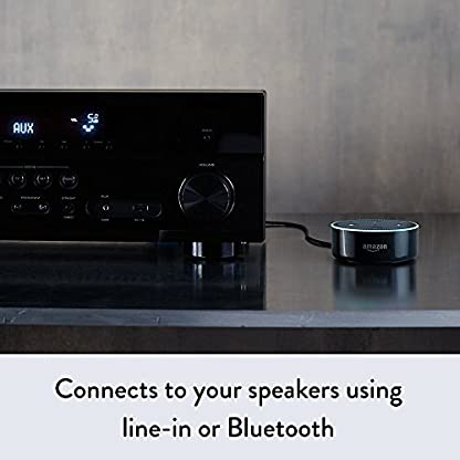 Echo Dot (2nd Generation) - Smart speaker with Alexa - Black 7