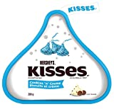 HERSHEY'S KISSES Chocolate Candy with Cookies 'N' Crème,  200 Gram