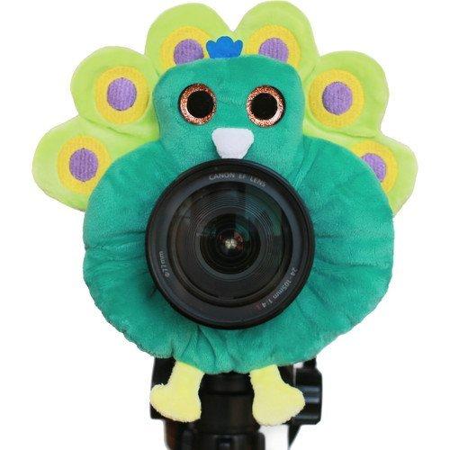 Camera Creatures Perky Peacock Posing Prop