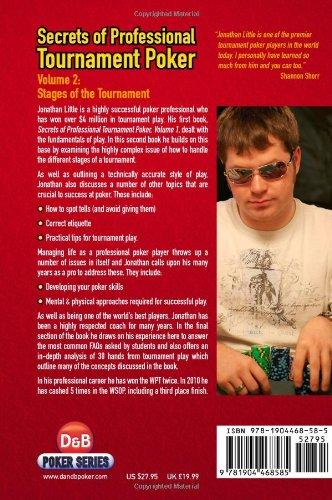 secrets of professional tournament poker volume 2 pdf