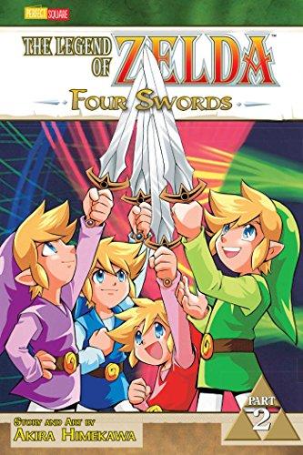 (The Legend of Zelda, Vol. 7: Four Swords, Part 2 )