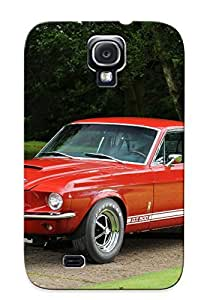 Galaxy S4 Case Cover With Design Shock Absorbent Protective XKbpW0hkUus Case