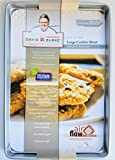 David Burke Kitchen Commercial Weight 17 x 11 Large Cookie Sheet Bakeware