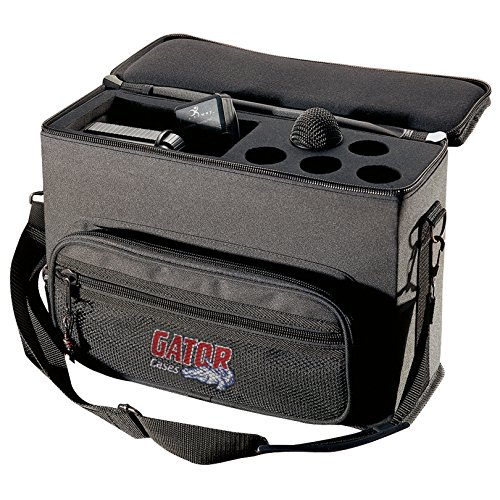 Gator GM 5W Microphone Case
