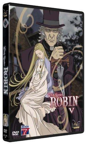 Witch Hunter Robin, Volume 5