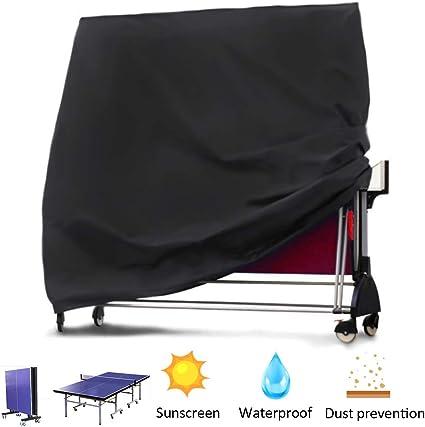 Dauerhaft Wasserdicht Tischtennisplatte Abdeckung Schutzhülle Abdeckhaube Hülle