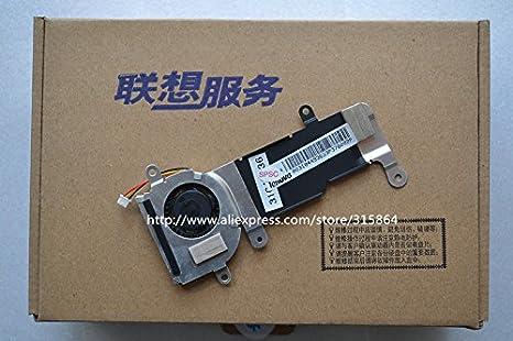 KTC Computer Technology 100% nuevo ventilador de enfriamiento del ordenador portátil para LENOVO S10-2 S10-2C S10-3C con disipador: Amazon.es: Electrónica