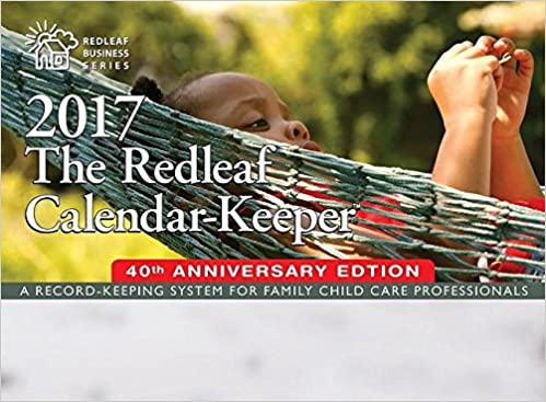 Amazon The Redleaf Calendar Keeper 2017 A Record Keeping