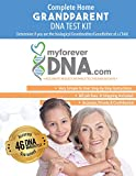 Grandparent DNA Test Kit ▪ Most Advanced & Accurate-46 DNA (Genetic) Marker Test ▪ All Lab Fees & Shipping Included ▪ Offered by My Forever DNA