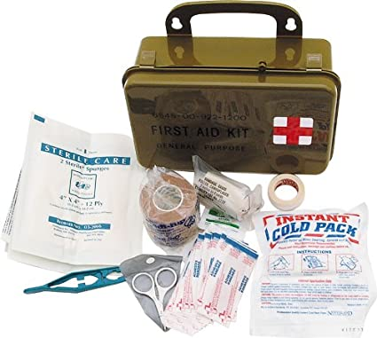 Fox Outdoor Products Military General Purpose First Aid Kit
