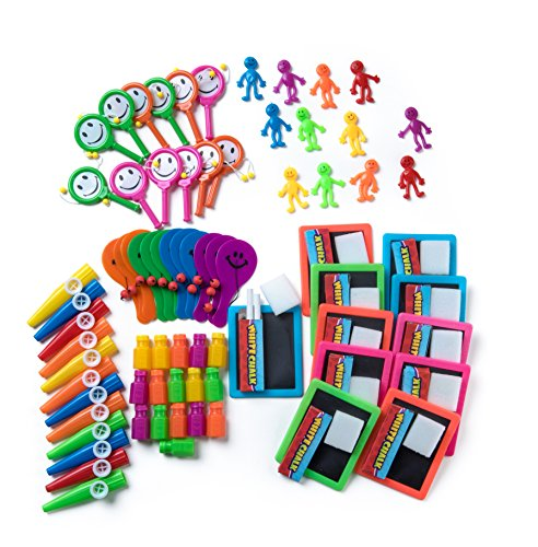 Bulk Prize Toys : Neon party favors toy assortment pc bulk of