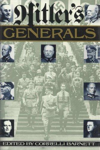 Hitler's Generals, Correlli Barnett