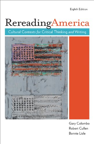 writing arguments a rhetoric with readings 8th edition