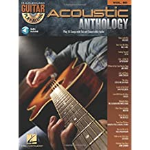 Acoustic Anthology: Guitar Play-Along Volume 80 (Hal Leonard Guitar Play-Along)
