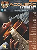 Acoustic Anthology: Guitar Play-Along Volume 80 (Hal Leonard Guitar Play-Along) (Paperback)
