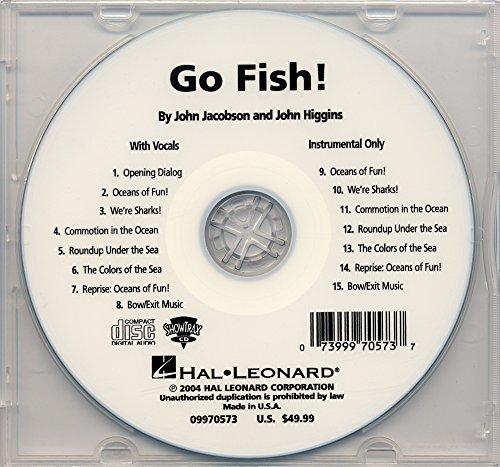Hal Leonard Go Fish Accomp/Performance Cd ()